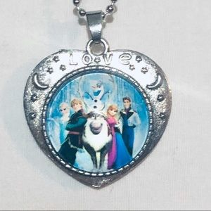 Brand new Frozen necklace
